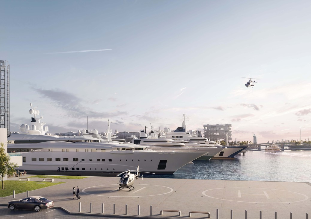 D-Marin Invites Yacht Owners to Dubai Harbour to ...