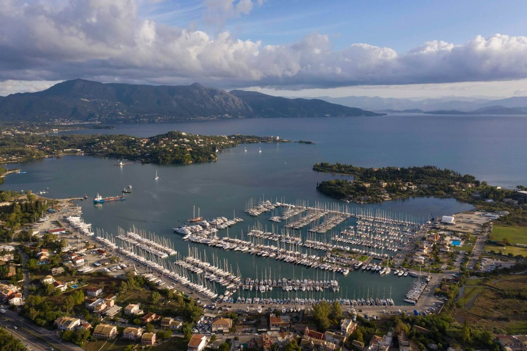 D-Marin marinas in Greece welcome back foreign vessels