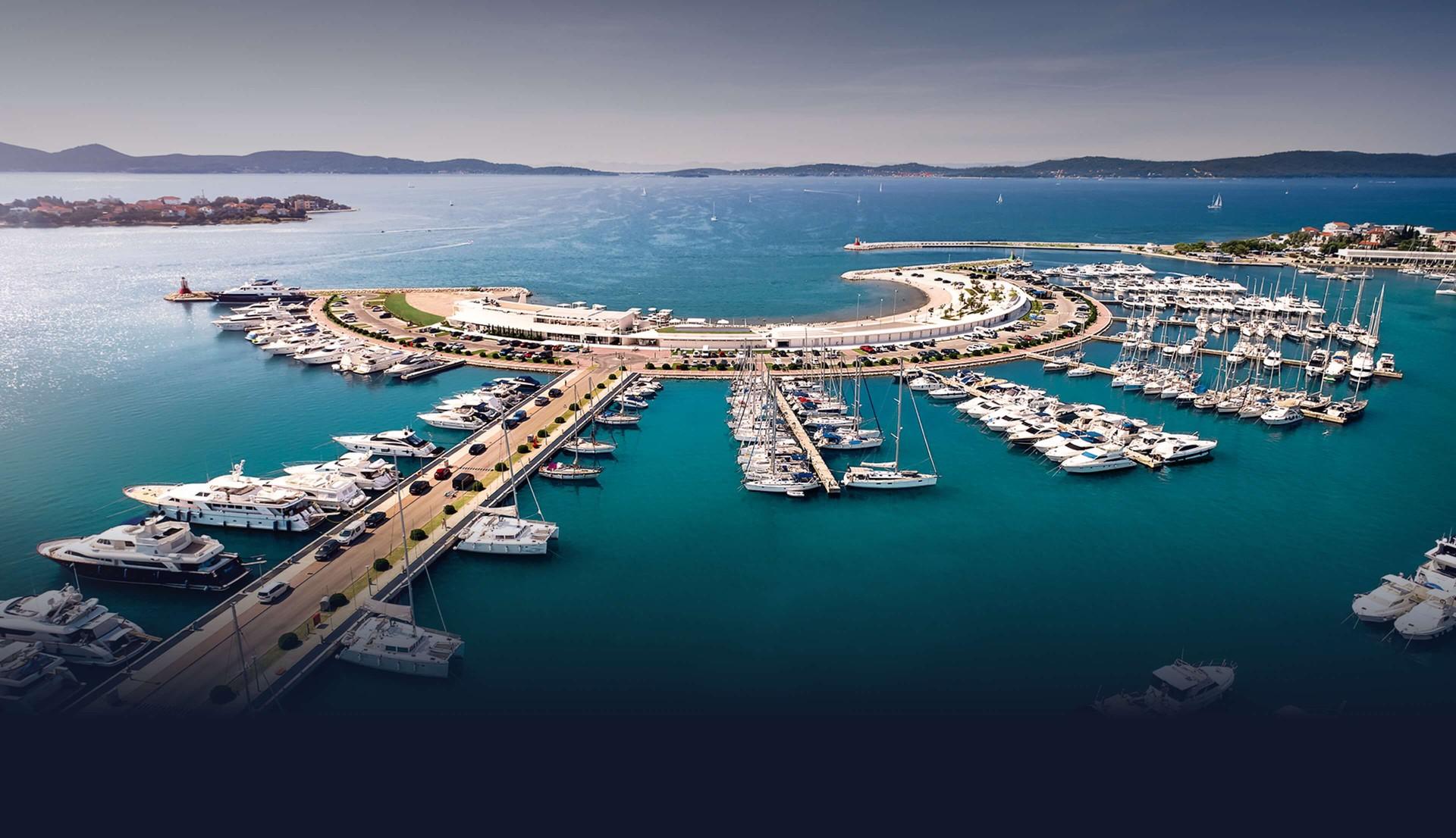 Marina Dalmacija: the largest marina in Croatia | D-Marin